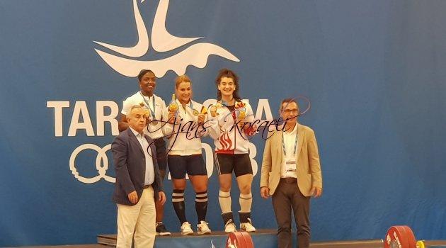 Akdeniz Oyunlarından 2 Madalya