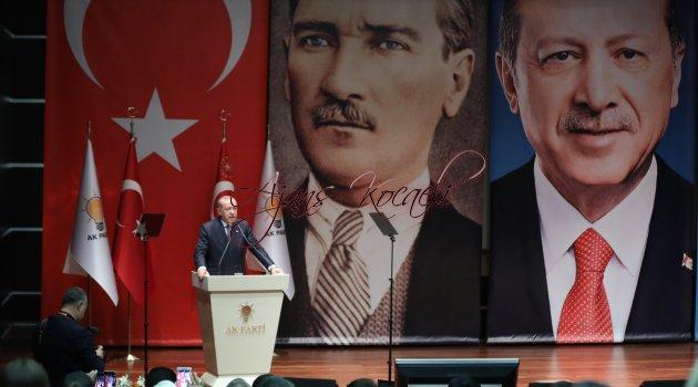 """Cumhurbaşkanı Erdoğan """"Türkiye'nin yaşadığı hadise, dünyada artık hiçbir ülkenin siyasi ve ekonomik güvenliğinin kalmadığının ifadesidir"""""""