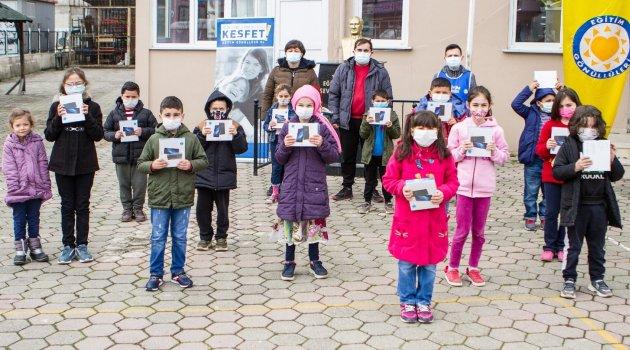 Dokuz ilde bin çocuğa ücretsiz bin tablet ve öğün