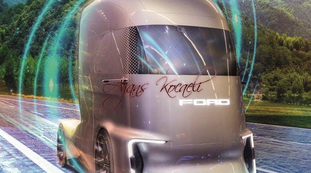"""Ford """"geleceğin yolları inovasyon ve teknoloji ile döşeniyor"""""""