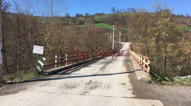 Gölcük Siretiye ve Mamuriye köy yoluna köprü