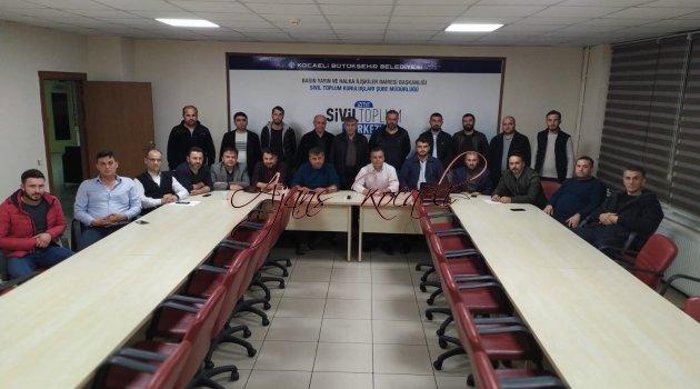 İzmit Çevre Köyleri Platform Kurdu