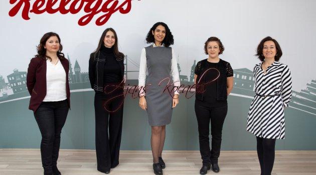 Kellogg Türkiye, büyüme hikâyesini kadınlarla yazıyor
