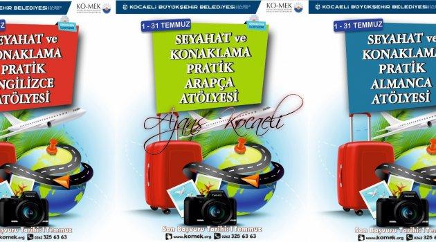 KO-MEK, Pratik Yabancı Dil Eğitimi verecek