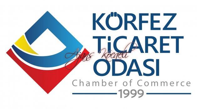 Körfez Ticaret Odası 2020'ye yeni logo ile giriyor