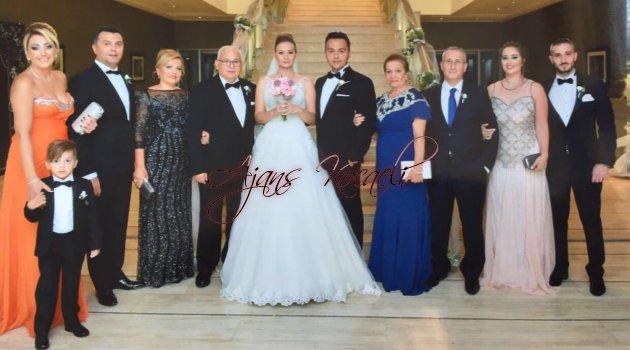 Abdullahoğlu ve Gürler ailesinin mutlu günleri