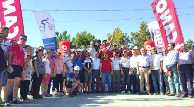 Bisiklet şampiyonasında ilk gün tamamlandı