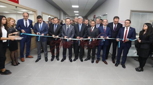 ''İcra Dairesi'nin yeni hizmet binası açıldı''