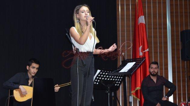 KOÜ'lü Ebru Çatalbaş TRT'de!