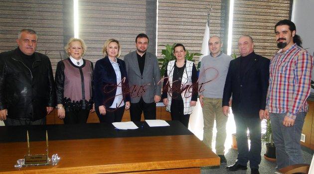 KTO Çınarpark Otel'le Protokol imzaladı