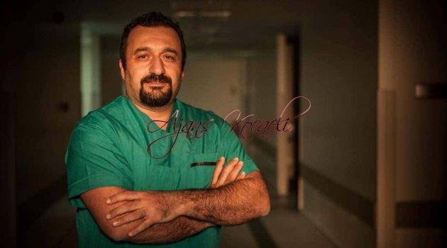 Op.Dr. Korkmaz'dan Omurilik Tümörü Ameliyatı