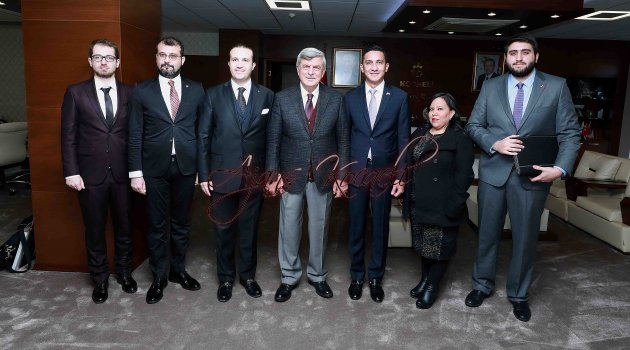Panama Başkonsolosu Nunez'i ağırladı