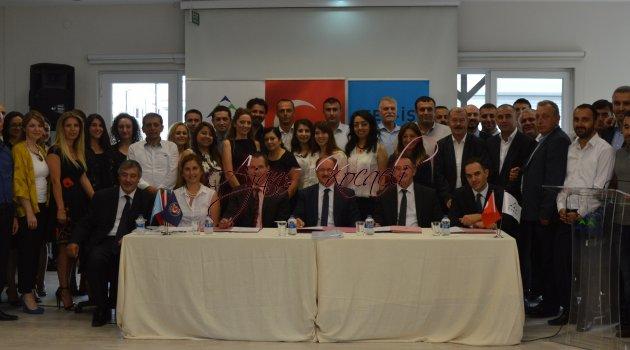 TES–İŞ Sendikası arasında toplu iş sözleşmesi imzalandı