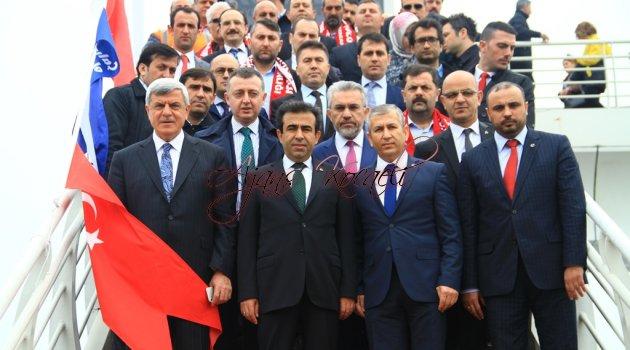 Yazıcıoğlu Yaya Köprüsü hizmete girdi