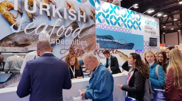 Rusya'ya balık ihracatında hedef 100 milyon dolar.