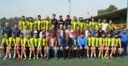 """""""Güvenliği sağlayın, maçı Gebze'de oynayalım"""""""