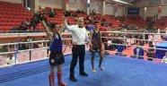 Nuh Çimento MTAL öğrencisi Türkiye Şampiyonu oldu