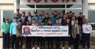 Öğrencileri Toyota Türkiye Adapazarı Fabrikası Gezdil