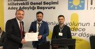 Ahmet Yeşil, Milletvekilliği İçin Resmi Başvurusunu Yaptı!