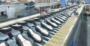 Ayakkabı ihracatçıları Rusya'ya 19 firma ile çıkarma yaptı