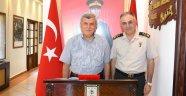 Başkan Karaosmanoğlu'ndan, Korgeneral Gürak'a hayırlı olsun ziyareti