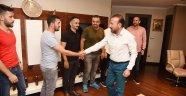 BEKİRDERESPOR'DAN DOĞAN'A TEŞEKKÜR