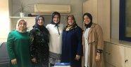 Betül Yazıcı'dan Vefa Ziyaretleri