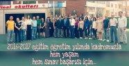DARICA FİNAL OKULLARI İDDİALİ GELİYOR