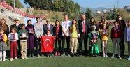 Derince'de Öğrenciler Ödüllerine Kavuştu