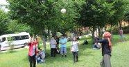 engelli öğrenciler Aytepe Diriliş Kampı'nda