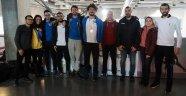 GTÜ, Türkiye Salon Kürek Şampiyonasında 3. oldu
