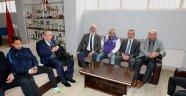 Köşker'den Gebzespor'a anlamı ziyaret