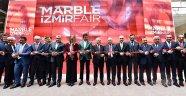 MARBLE İzmir Fuarı doğaltaş sektörünü, doğaltaş sektörü fuarı büyüttü