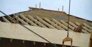 Portakal Hafız Konağı'nda çatı uygulamaları devam ediyor