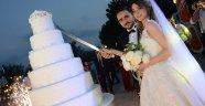 Sinem ve Alican Çiftine  Muhteşem Düğün Töreni
