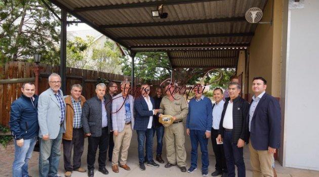 Türk ve Güney Afrikalı kiraz ve üzüm ihracatçıları ortak hareket edecek 12 ay dünyaya ihracat yapacak