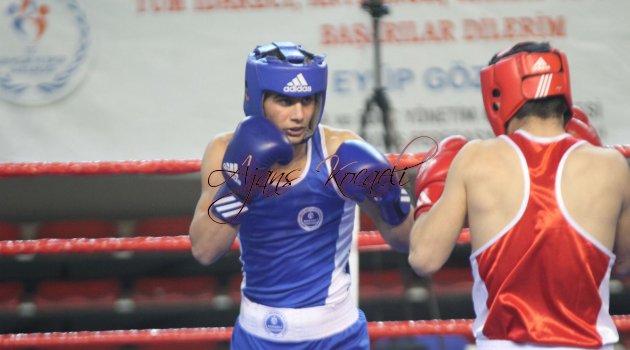 Türkiye Şampiyonası'nda 3 madalya